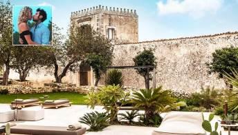 Matrimonio Fedez – Ferragni a Noto, la capitale del Barocco siciliano