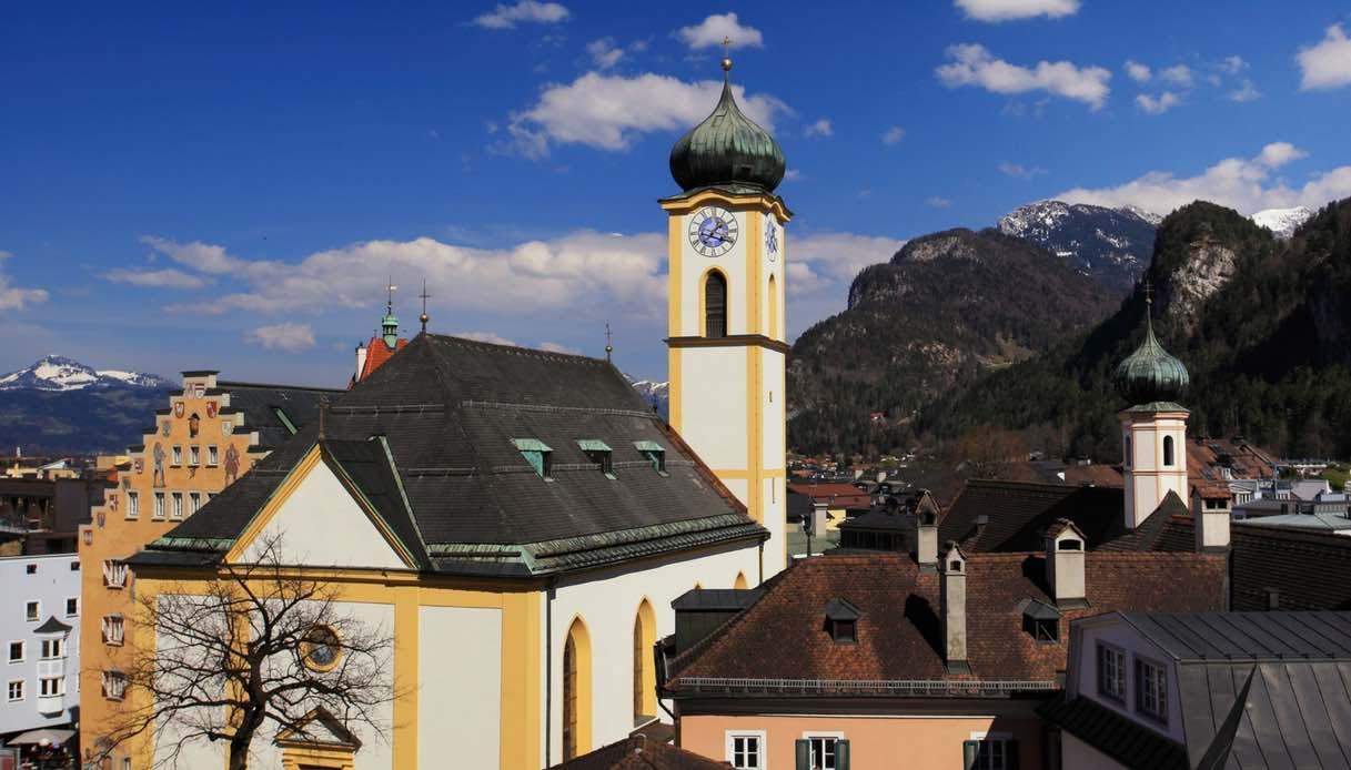 Cosa vedere a Kufstein, città dei Mondiali di Ciclismo 2018