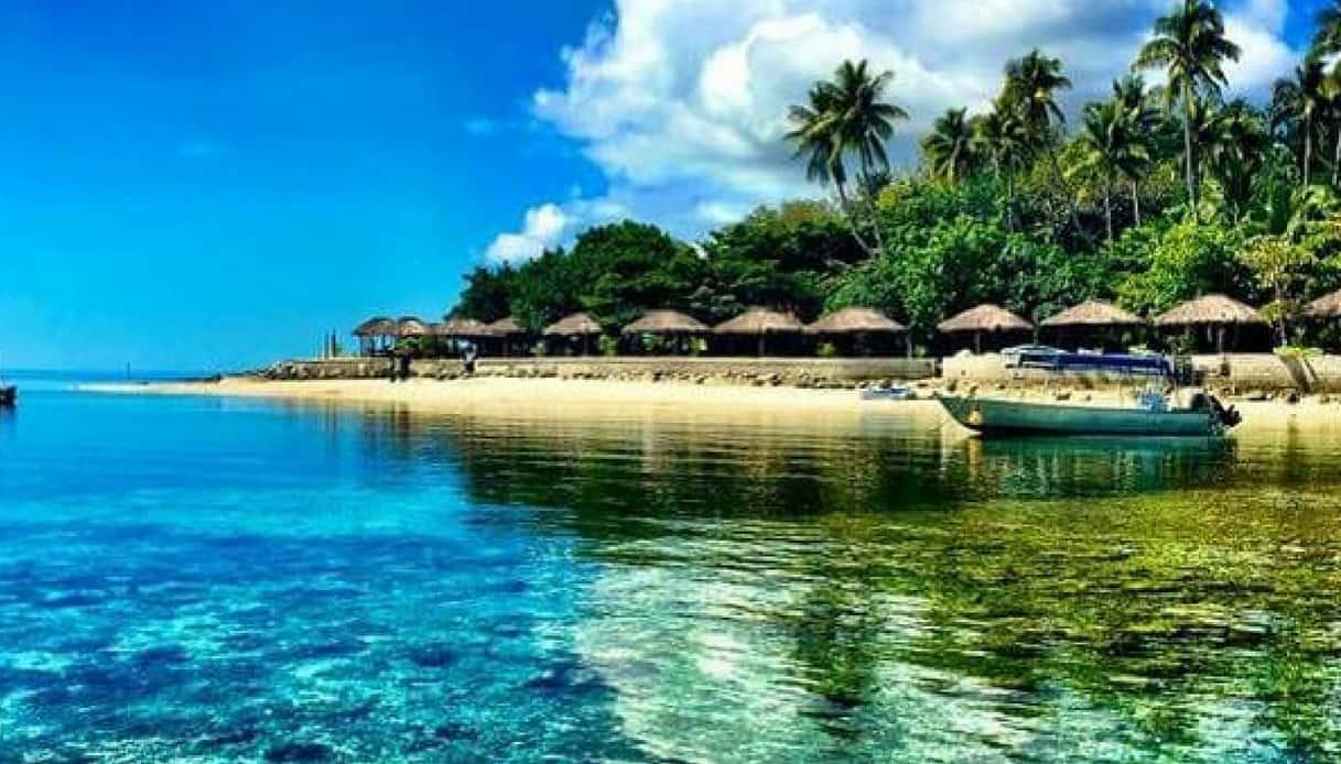 Nanuya Levu Island, Fiji