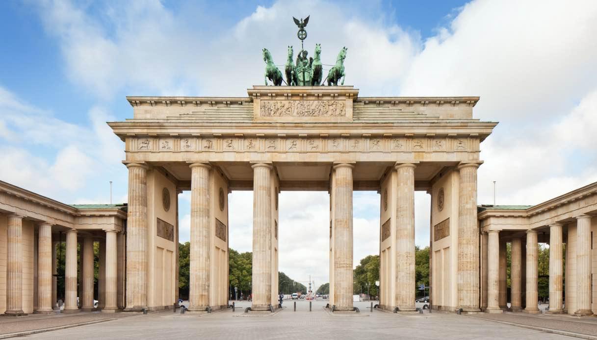 Berlino, un viaggio tra est e ovest