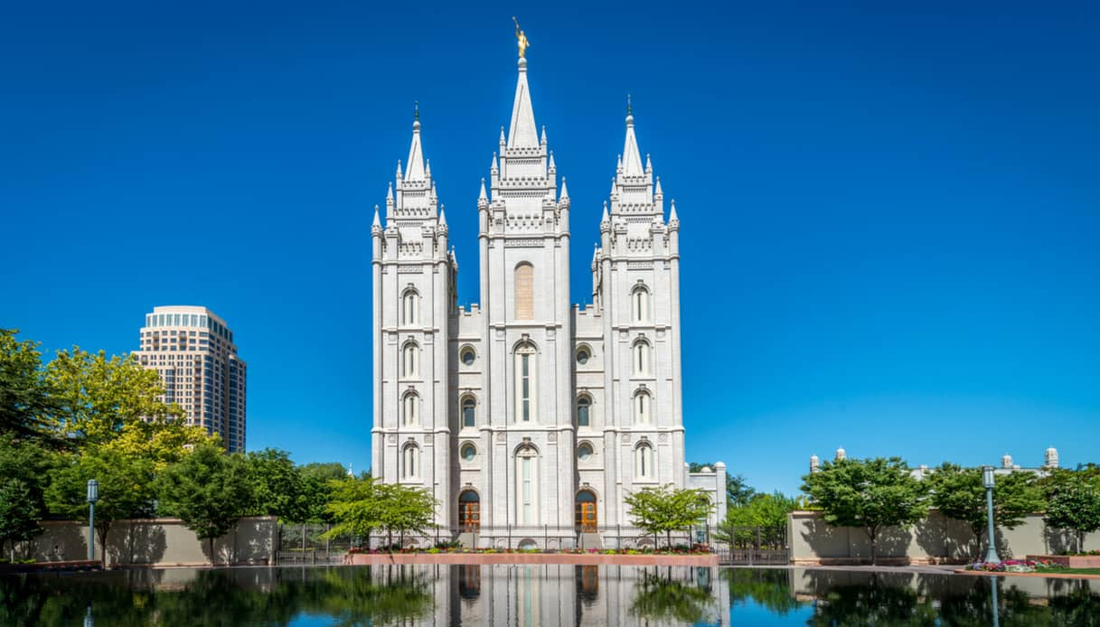 Tempio Salt Lake City