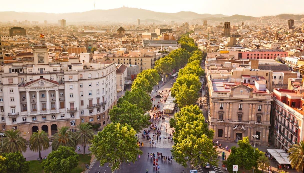 Barcellona, vacanze lgbtq