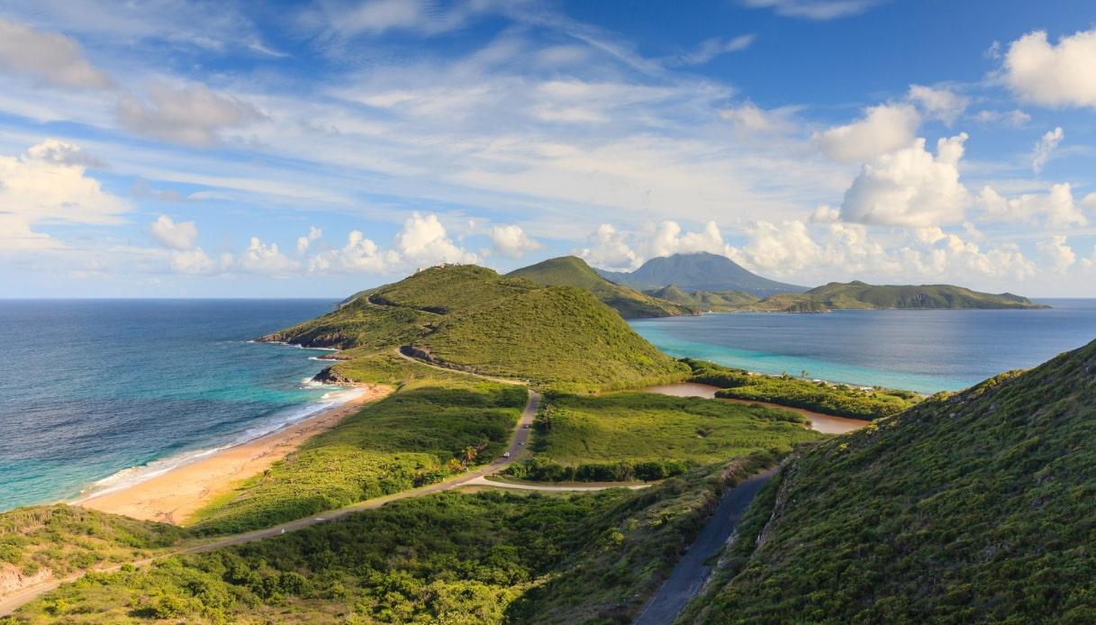 Caraibi - Saint Kitts