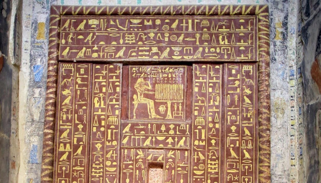 Egitto, tomba Mehu
