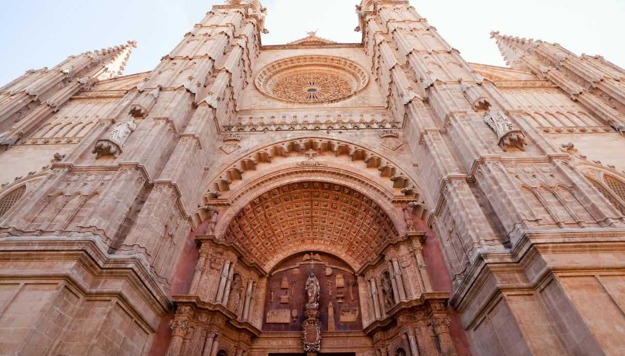 Lo spettacolo di luce della Cattedrale di Maiorca