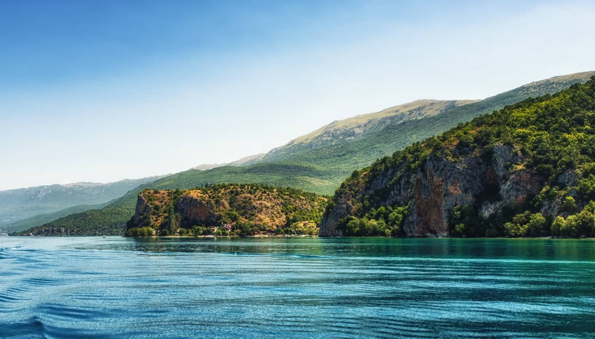 lago Ohrid trekking macedonia albania kosovo