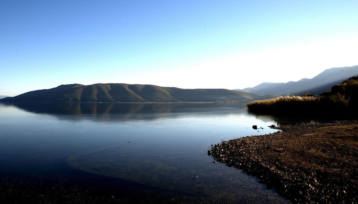 lago prespa trekking albania macedonia kosovo