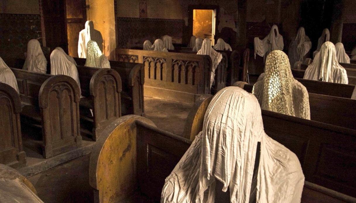 Lukova, chiesa infestata dai fantasmi
