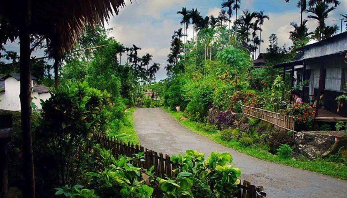 Il villaggio più pulito dell'India è diventato una popolare destinazione turistica