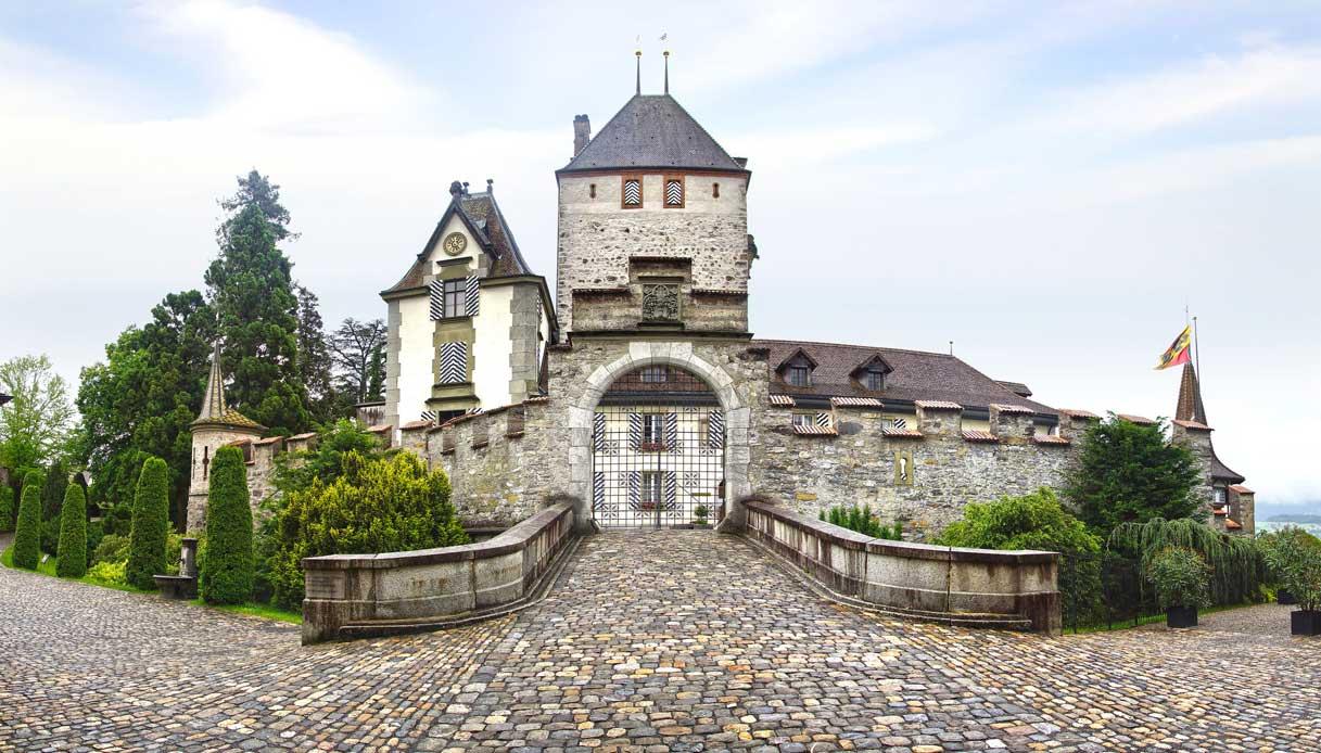 Oberhofen-castello