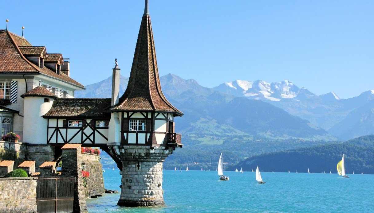 Oberhofen-svizzera
