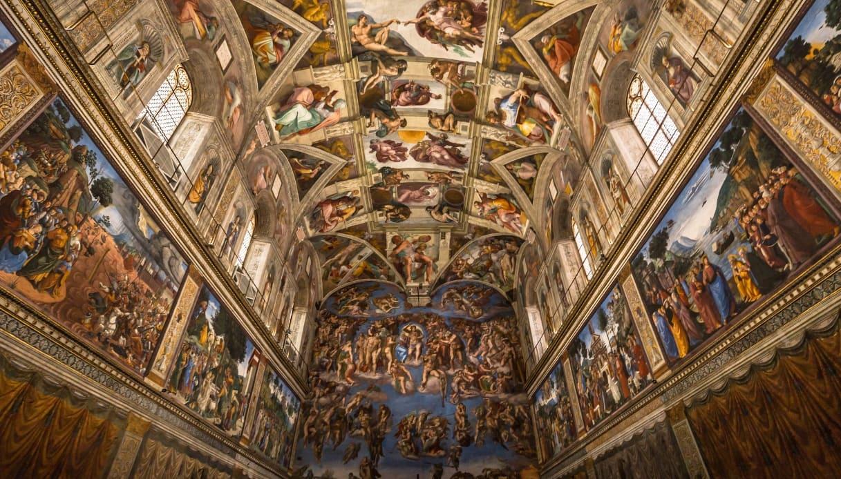 Roma, Cappella Sistina