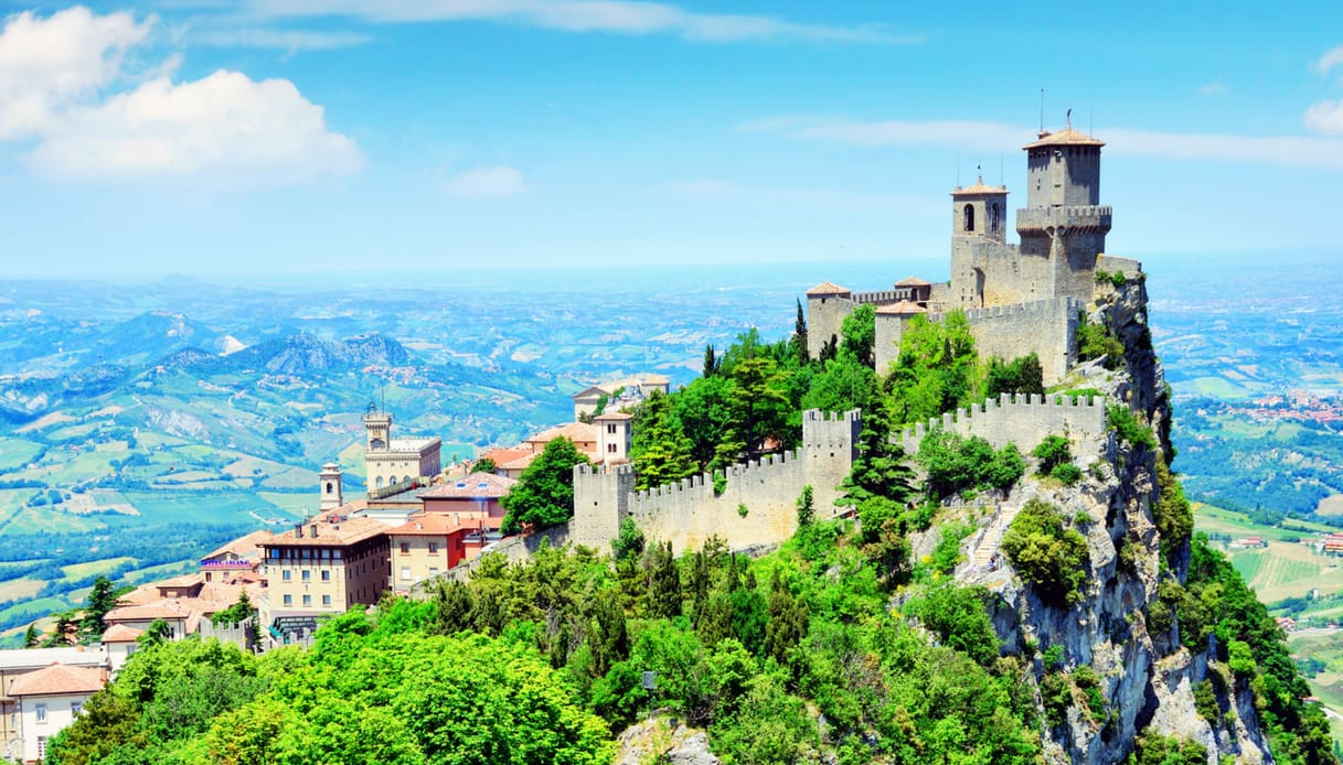 1. Nuove destinazioni europee: San Marino