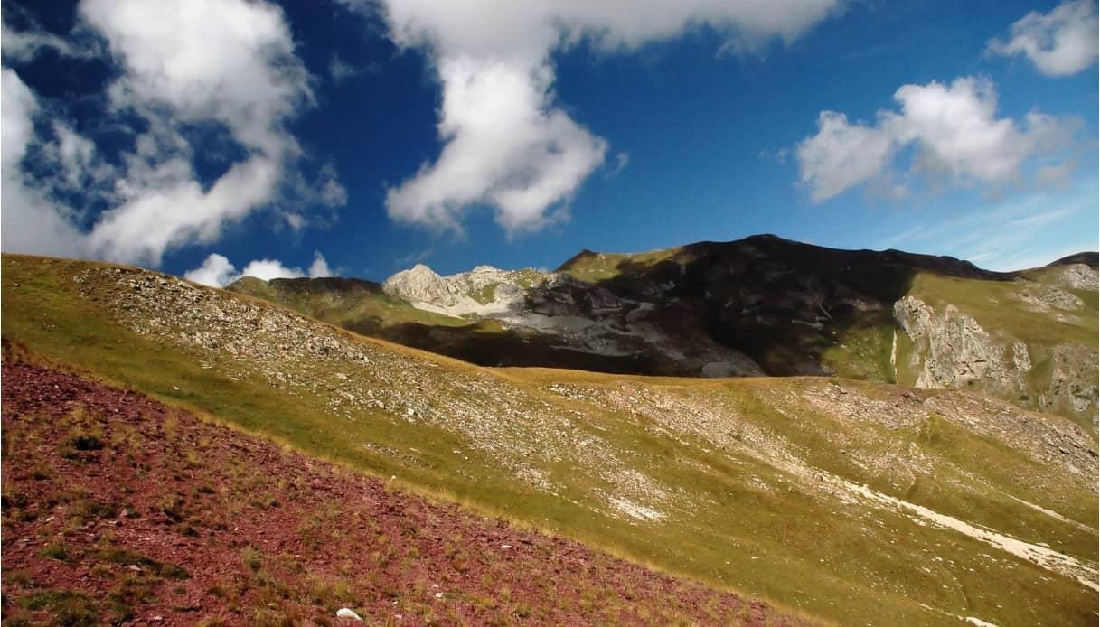 trekking monte korab albania macedonia kosovo