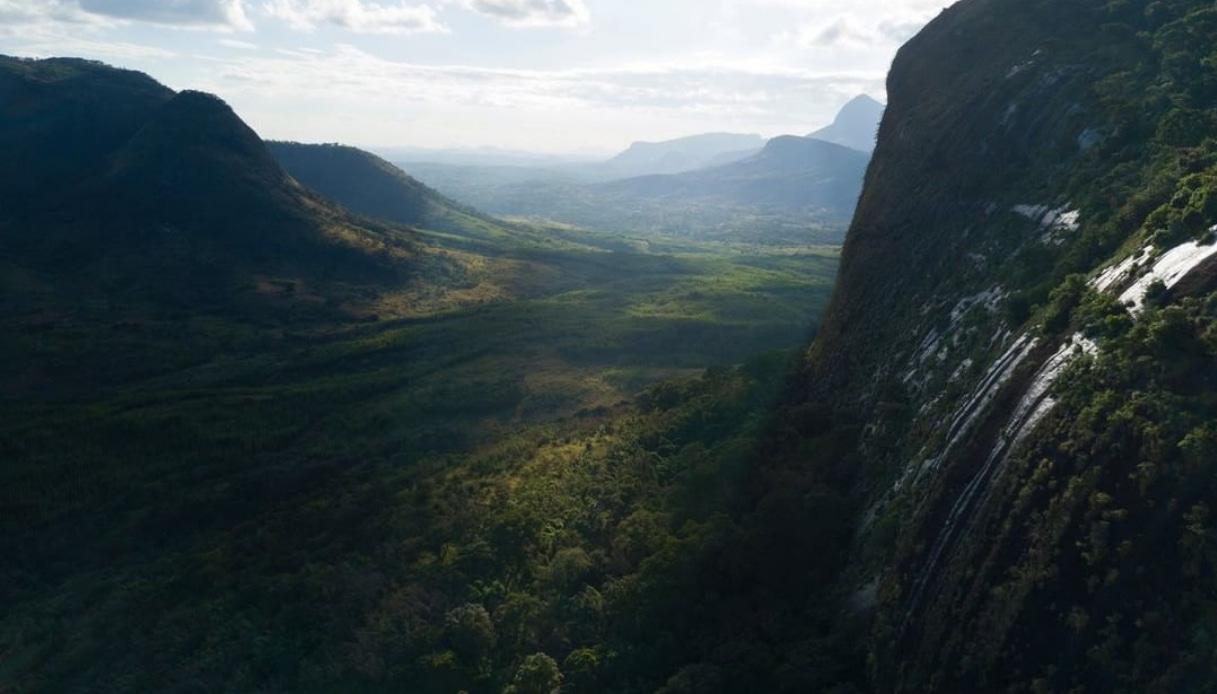 Africa - Monte Lico