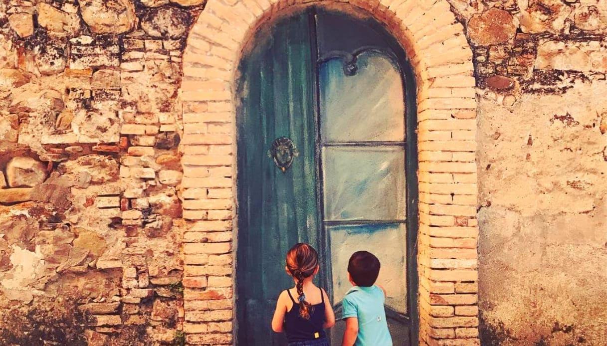 Bambini ad Apice Vecchio
