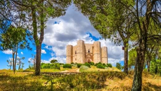 Castel del Monte, la fortezza dei misteri