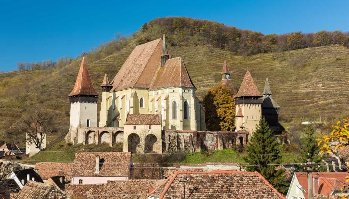 Chiesa fortificata Biertan