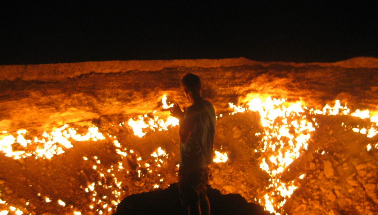 Darvaza - Cancelli inferno