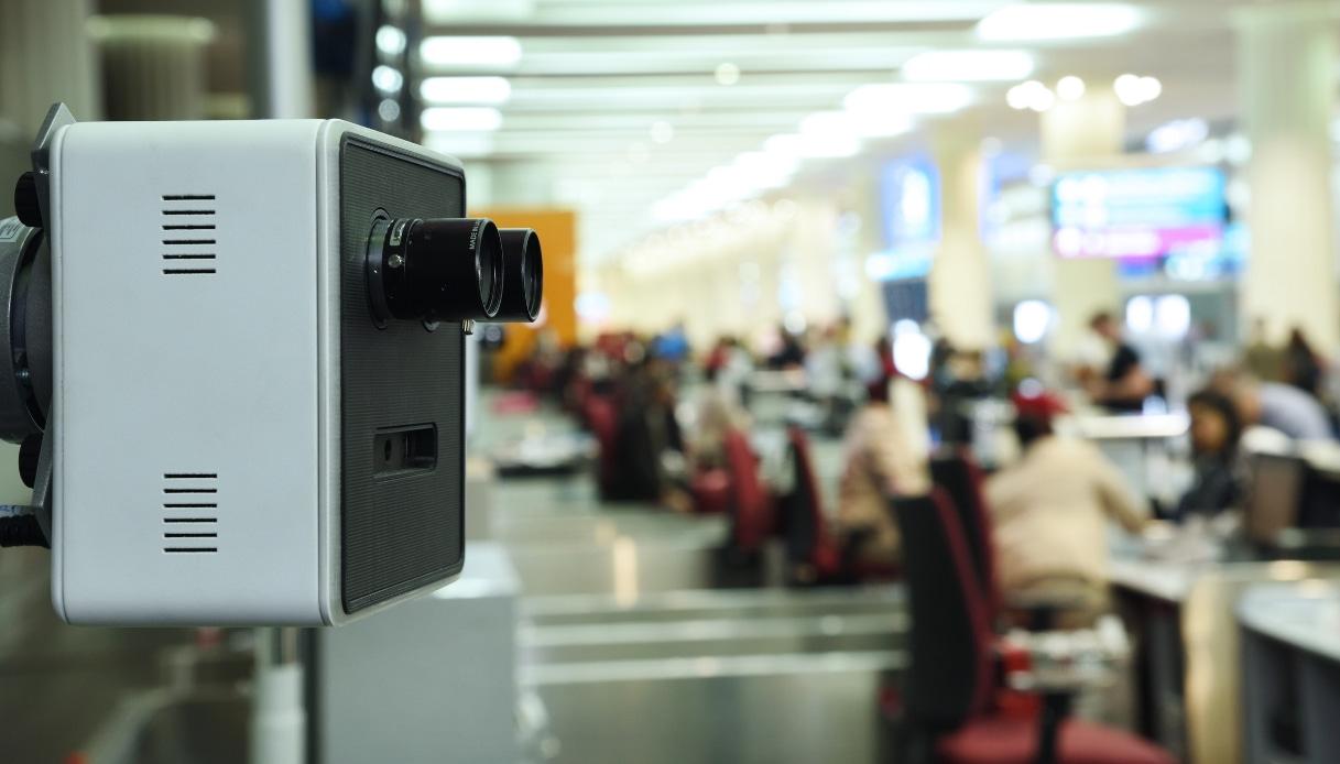 Emirates - Sistema biometrico