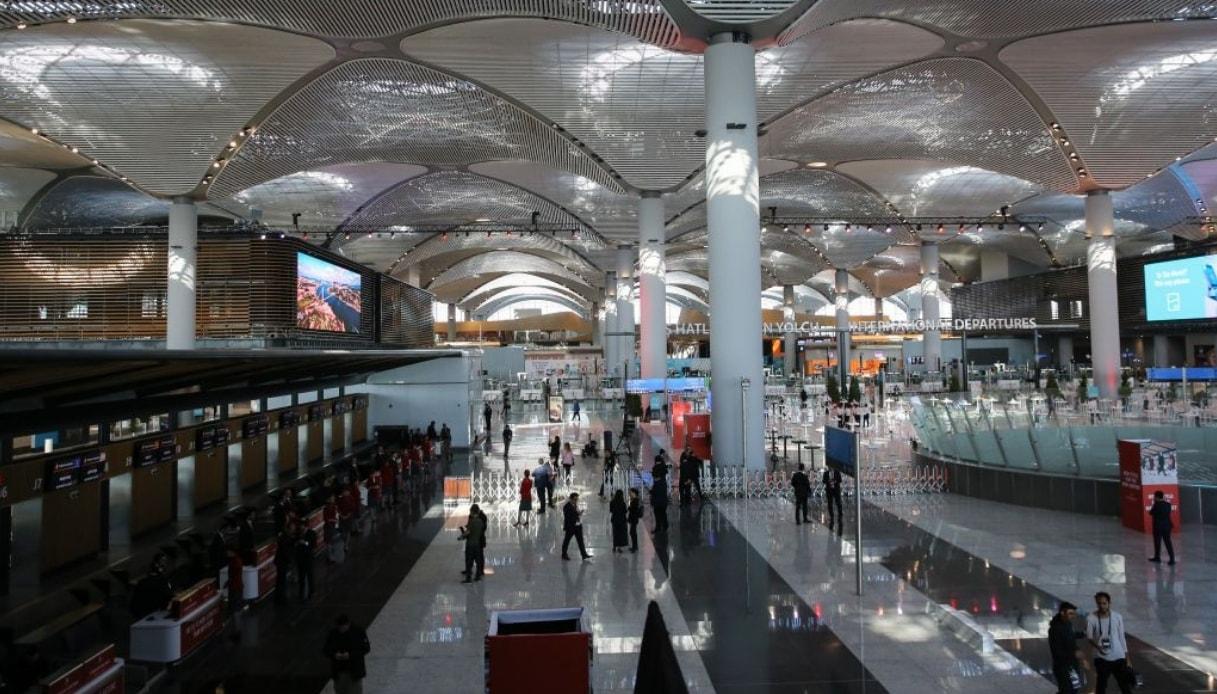 Inaugurato il nuovo avveniristico aeroporto di Istanbul