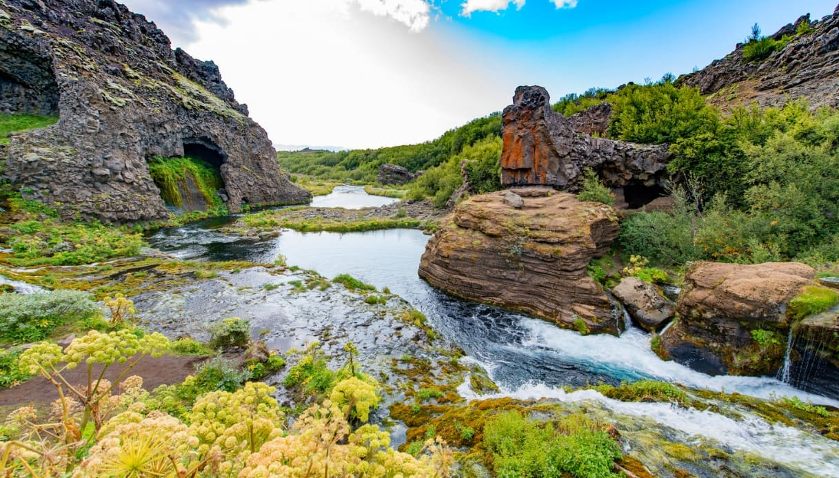Islanda - Trono di Spade