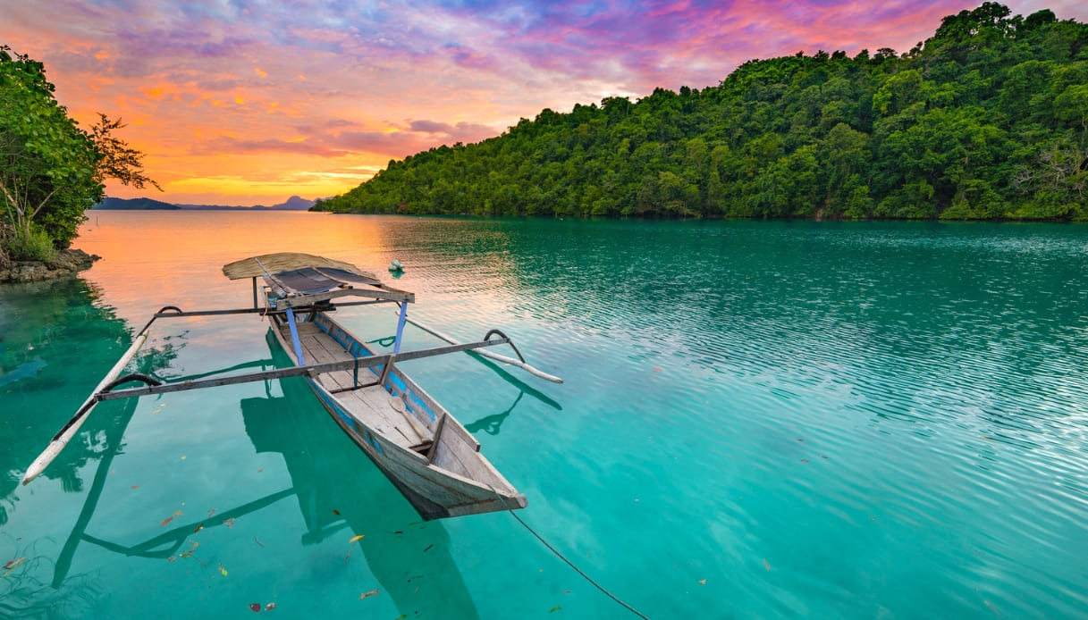 Isole Togian - Indonesia