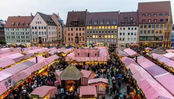 Voli low cost per i mercatini di Natale della Germania