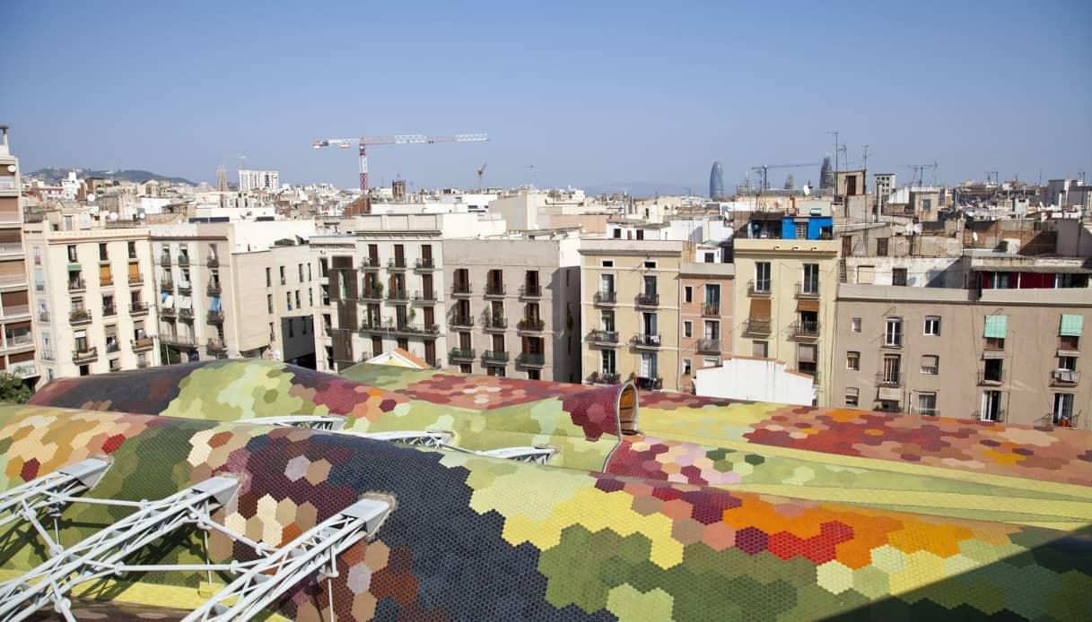 Mercato di Santa Caterina Barcellona