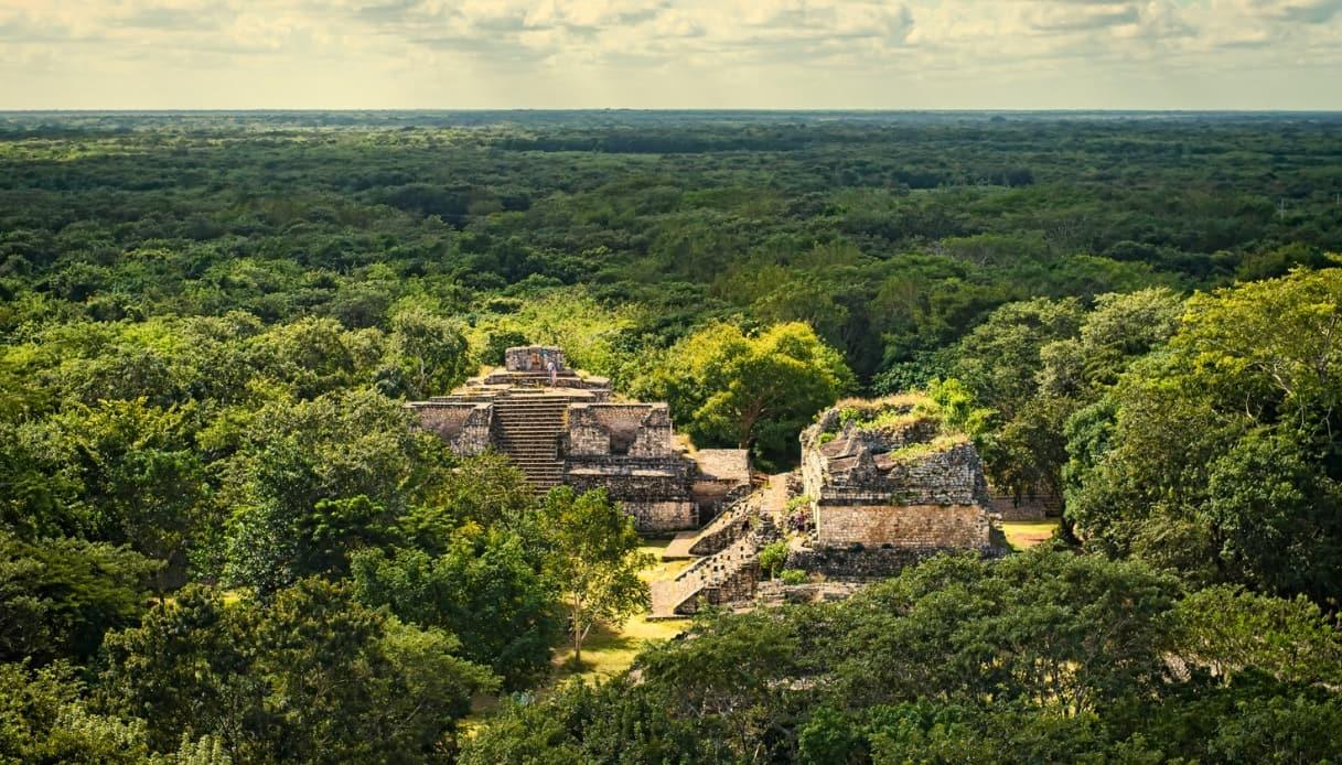 Messico - Rovine Maya