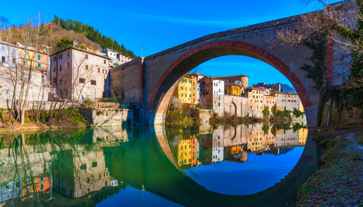 Panorama Urbino