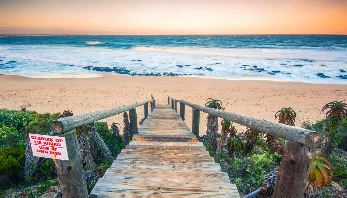 Paradise Beach - Sudafrica