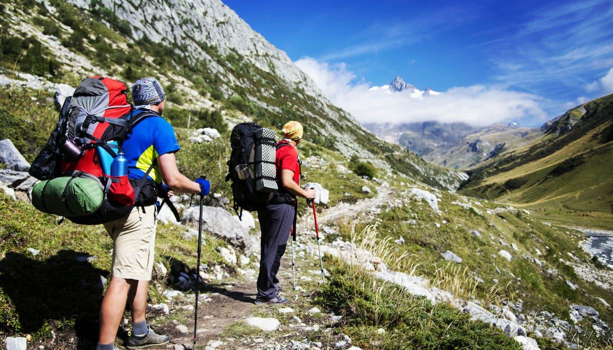 I trekking più fotografati su Instagram