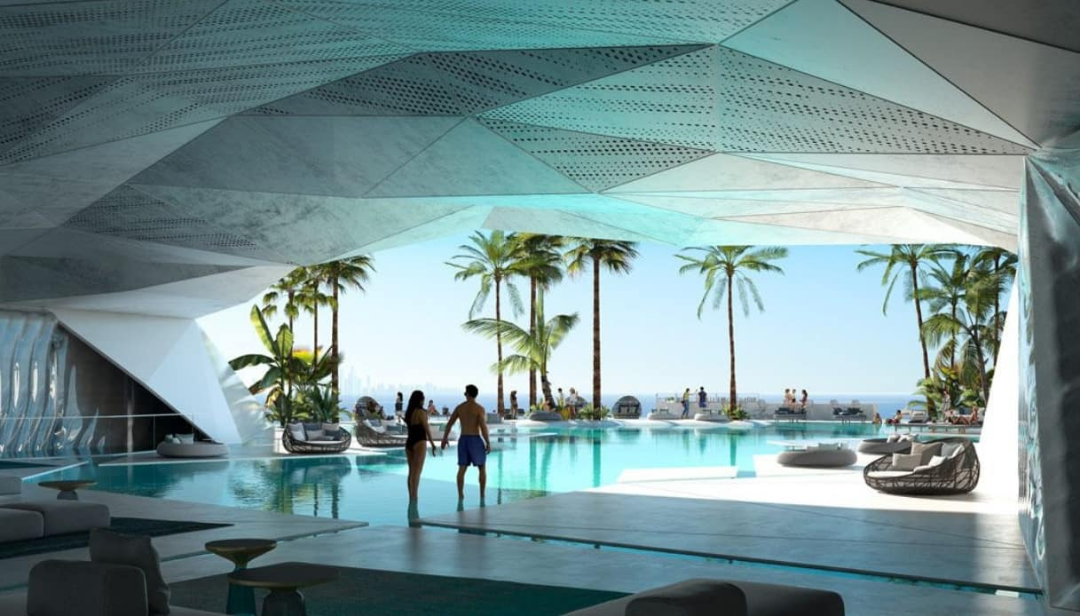 Portofino Hotel Dubai
