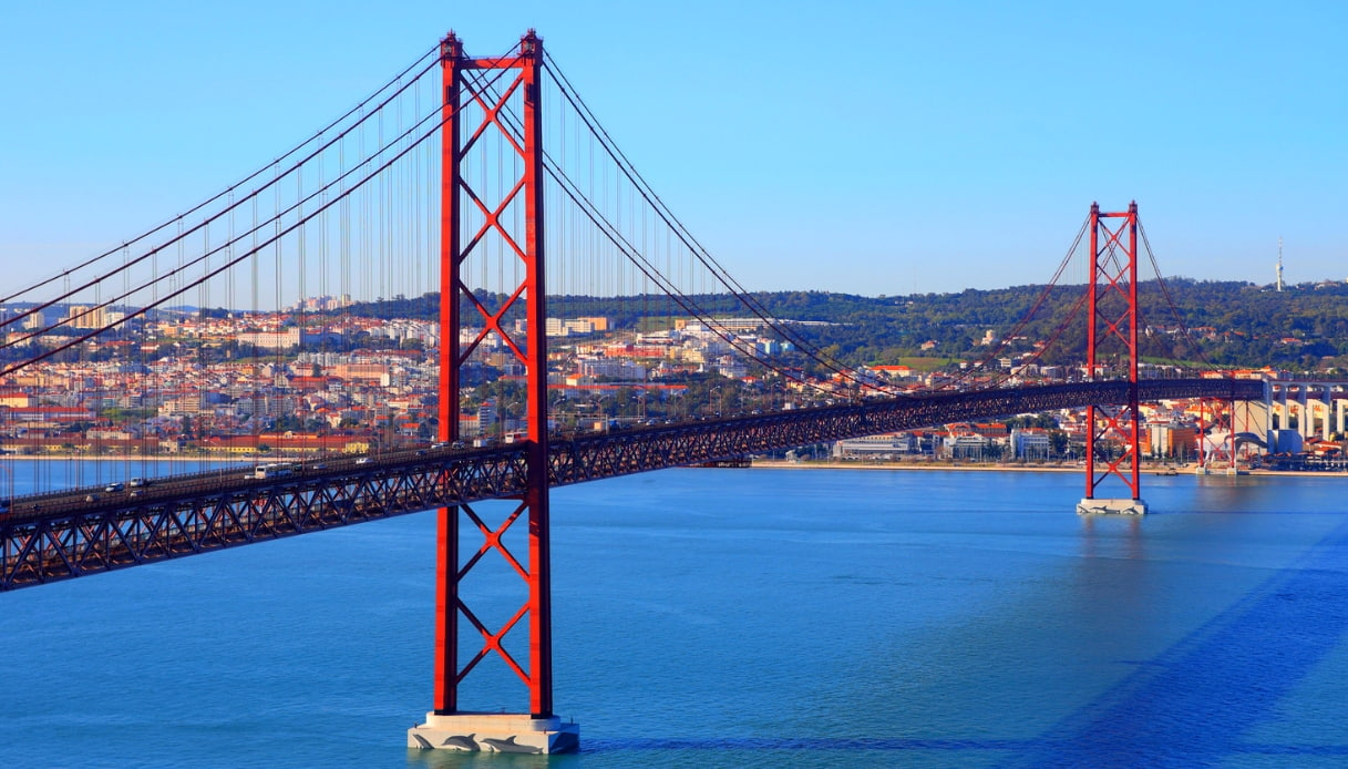 Portogallo - Ponte Setubal