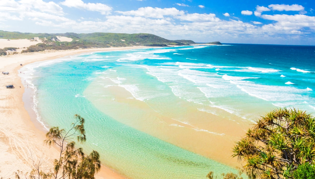Queensland Fraser Island