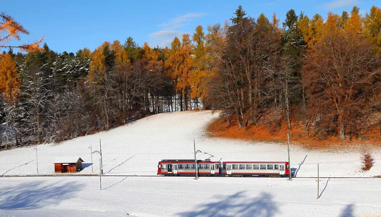 Trenino renon Alto Adige