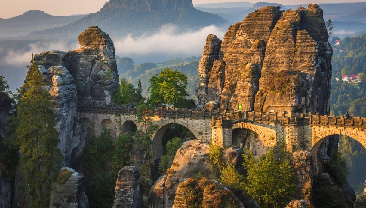 Svizzera Sassone - Parco Nazionale