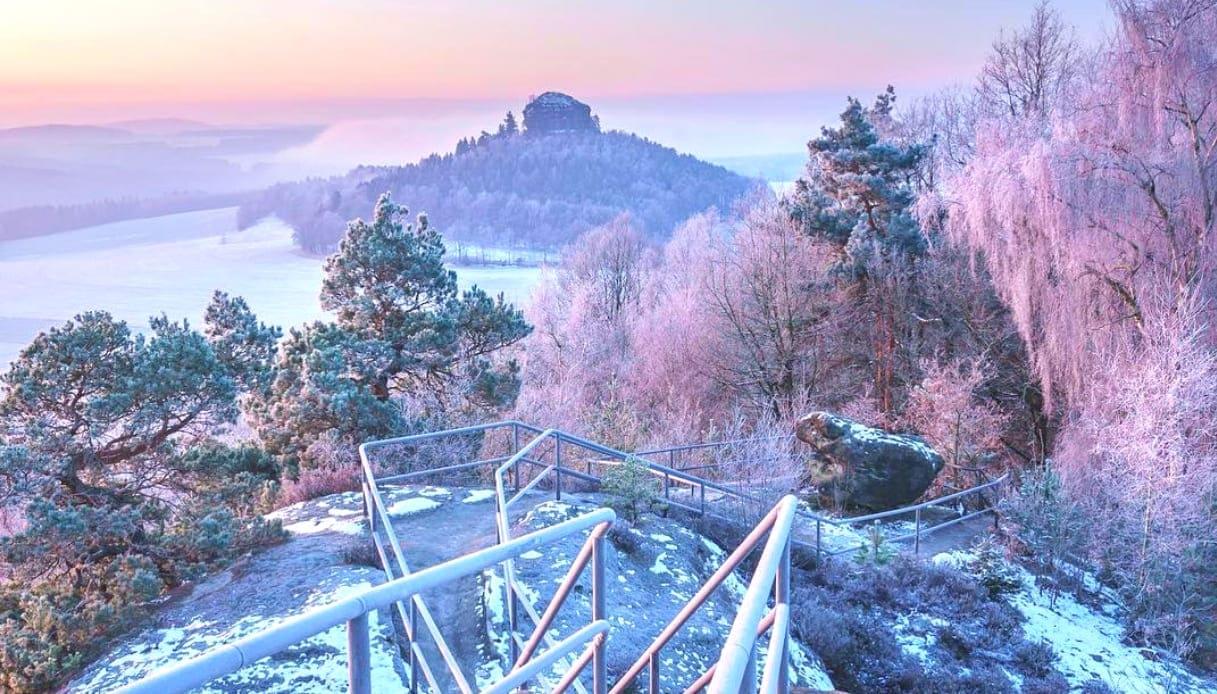 Svizzera Sassone - Sentiero dei Pittori Romantici