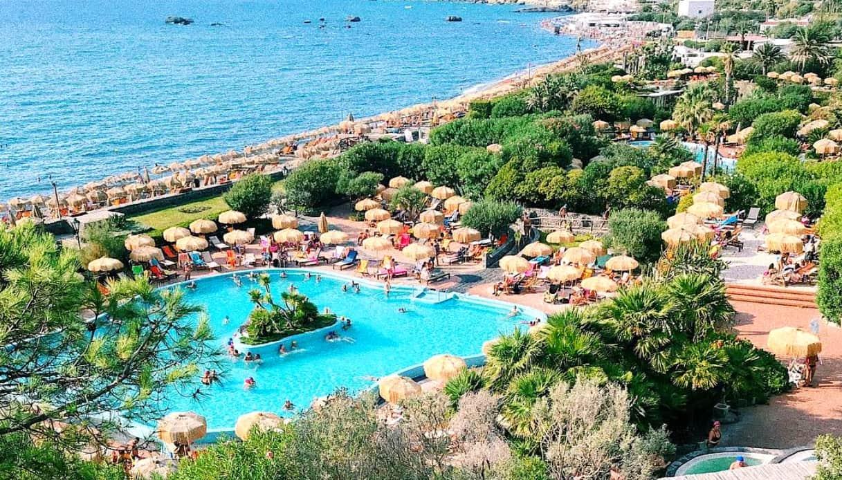 Terme Poseidon - Ischia