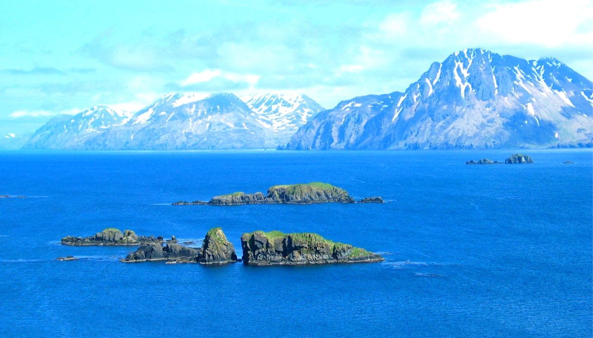 Adak - Aleutine