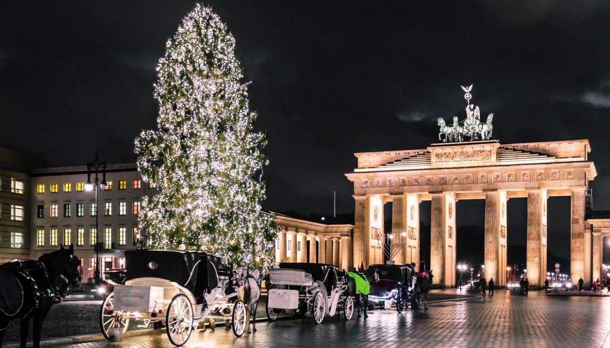 Cosa fare a Natale e Capodanno a Berlino