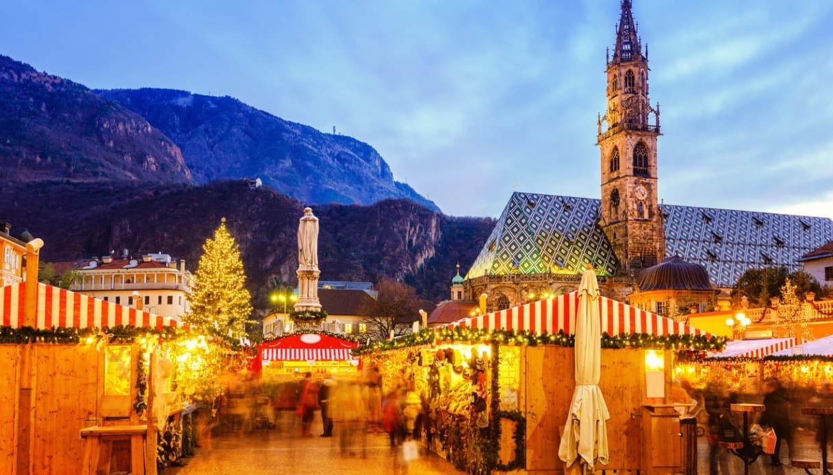 Cosa fare a Natale in Trentino Alto Adige