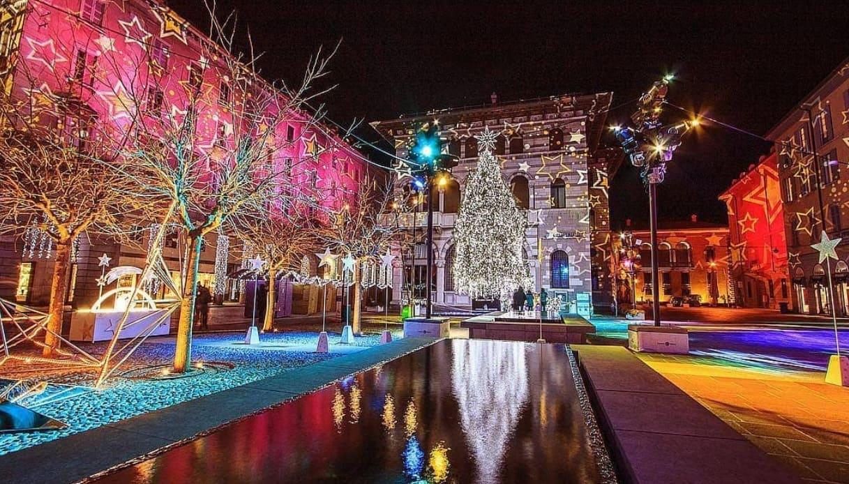 Cosa vedere a Natale sul lago di Como