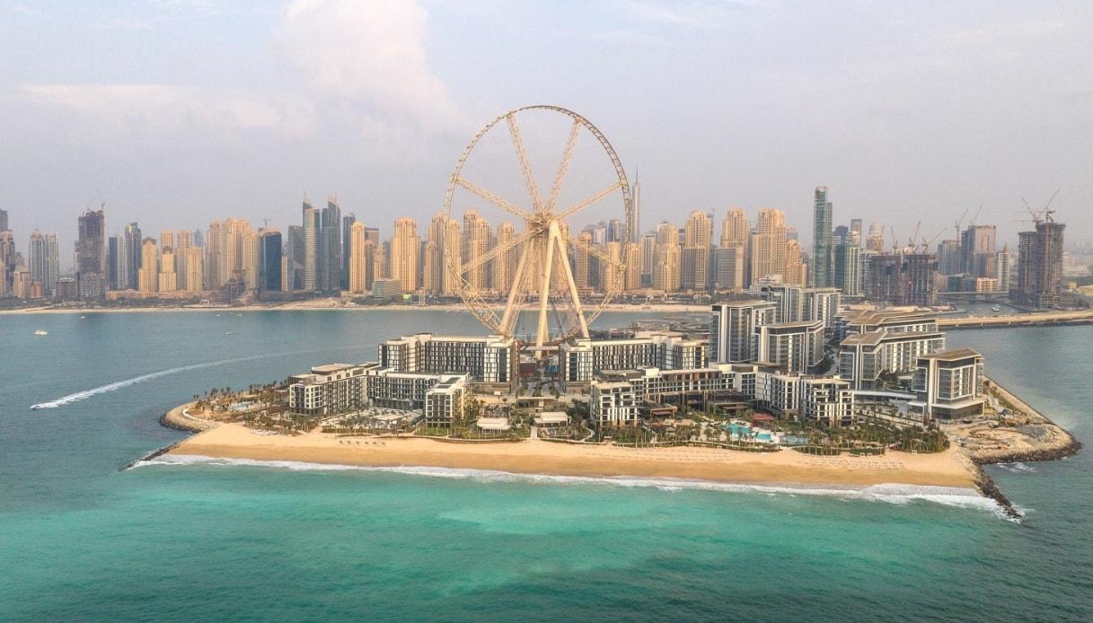 Dubai, questa è la ruota panoramica più grande del mondo