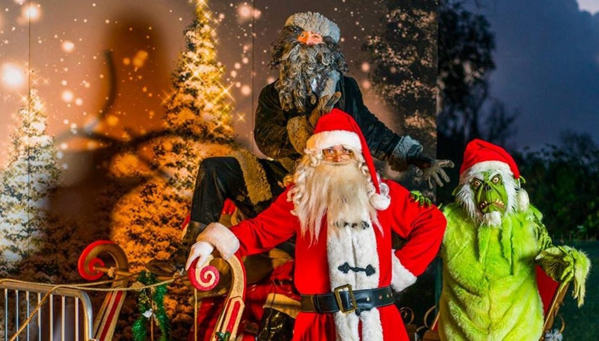 antastico Castello di Babbo Natale