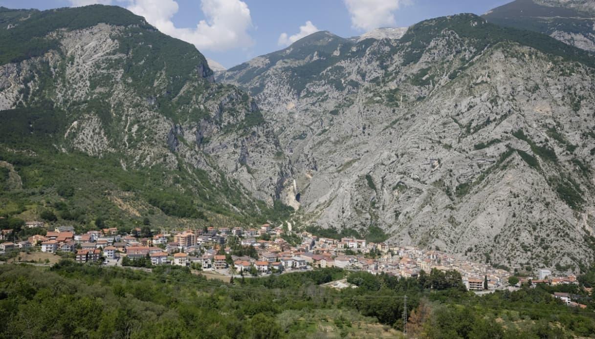 Fara San Martino, il borgo tra la natura che è la capitale della pasta