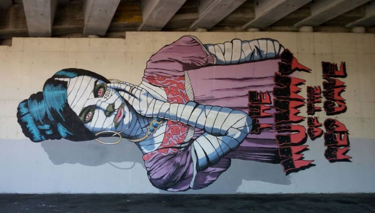 GRAArt, Urban Art sulle pareti del Grande Raccordo Anulare