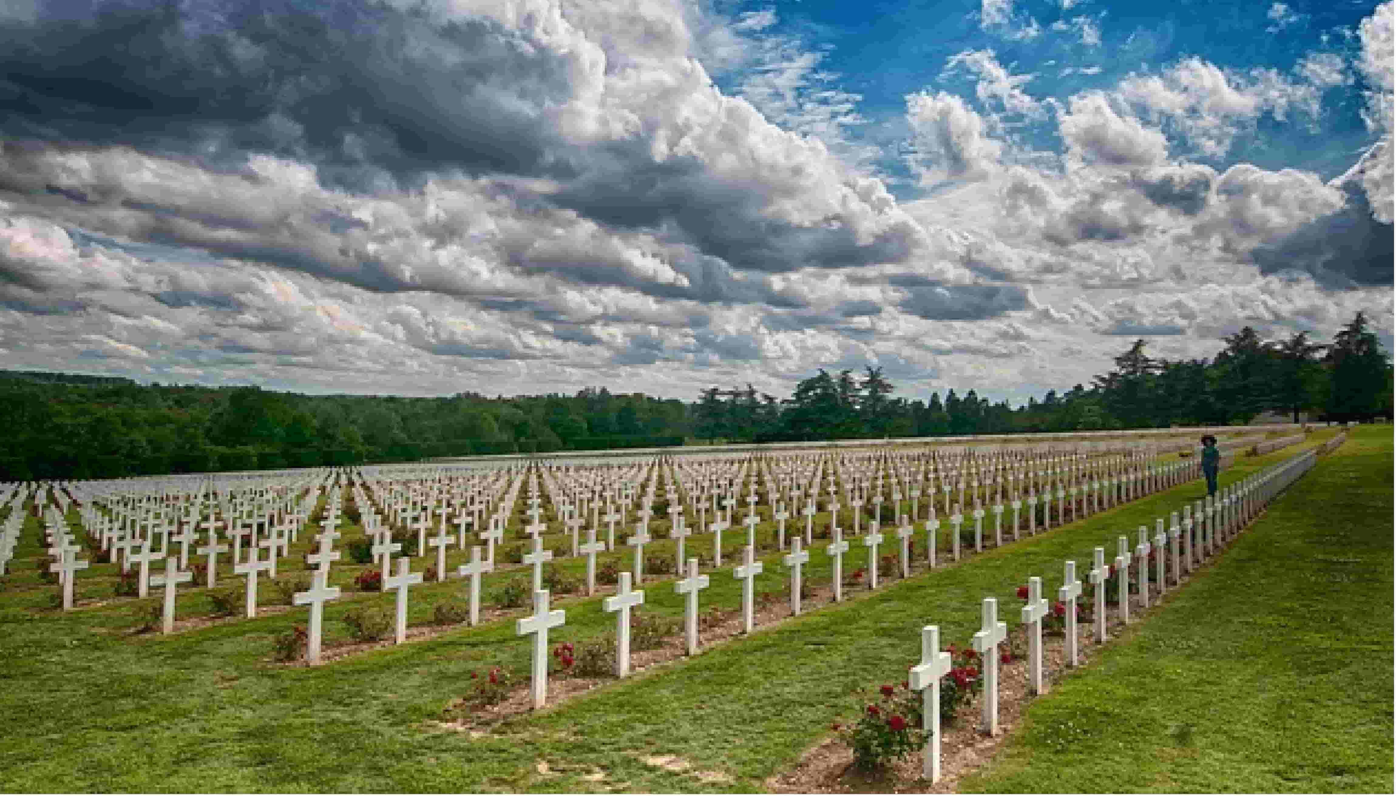 Cimitero dei caduti di Verdun