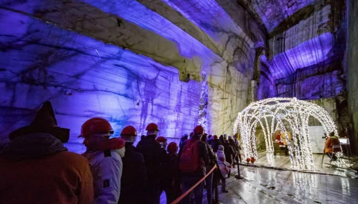 Grotta Babbo Natale